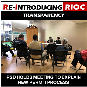Re-Introducing RIOC - Transparency