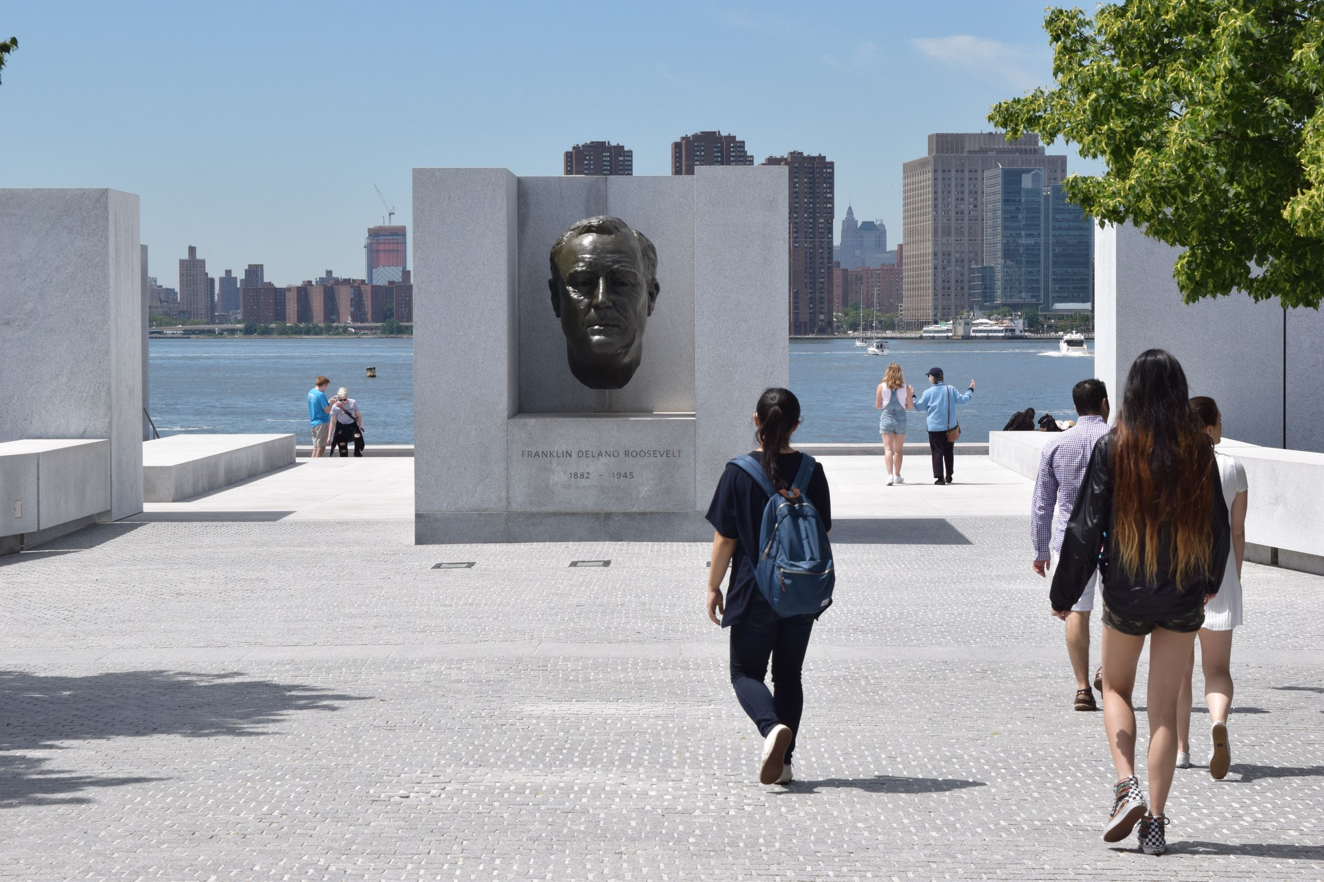 FDR Four Freedoms State Park 5