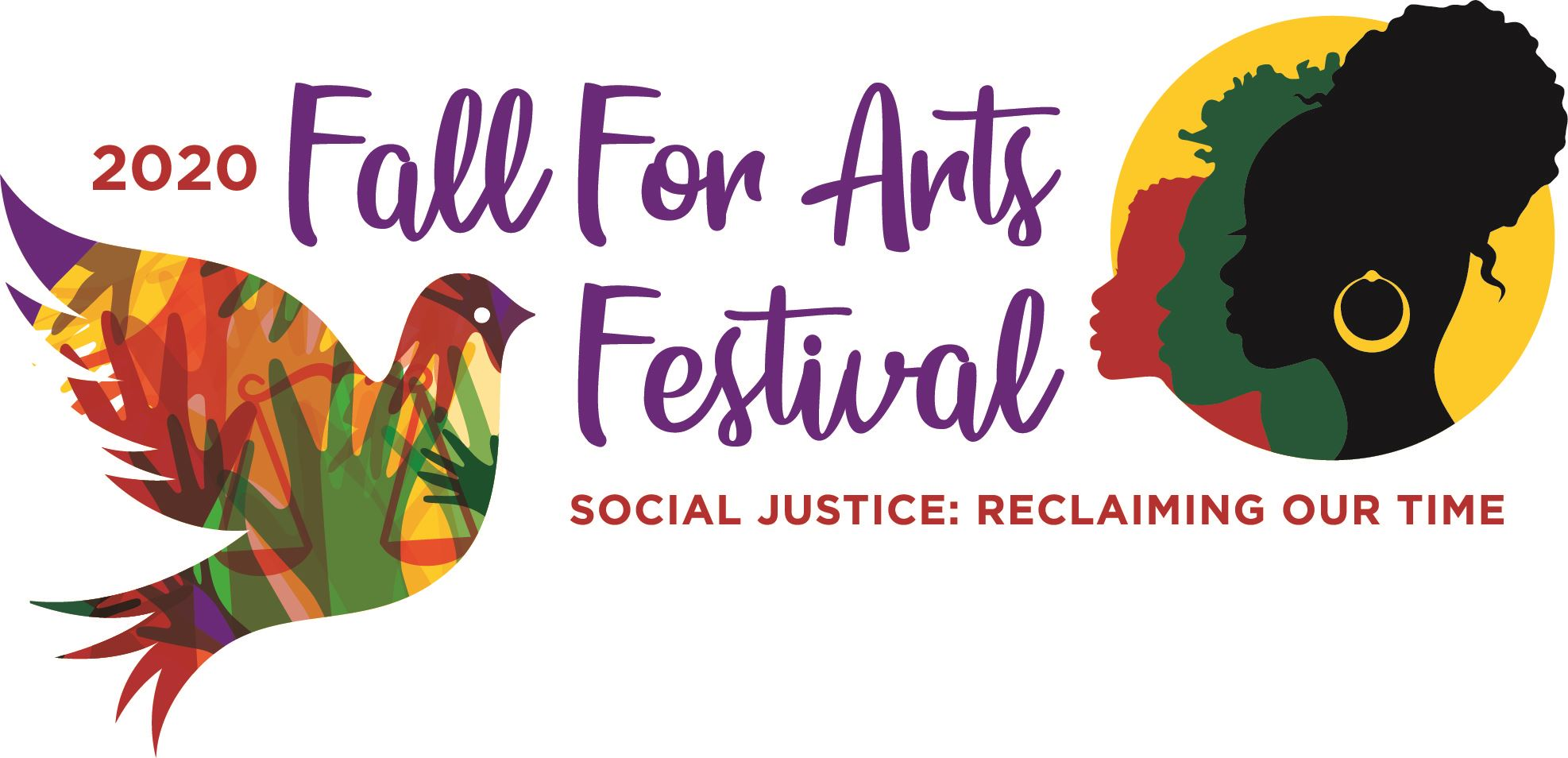 Fall for Arts Festival 2020 Logo